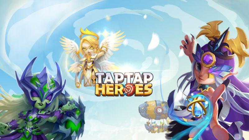 taptap heroes best heroes 2021