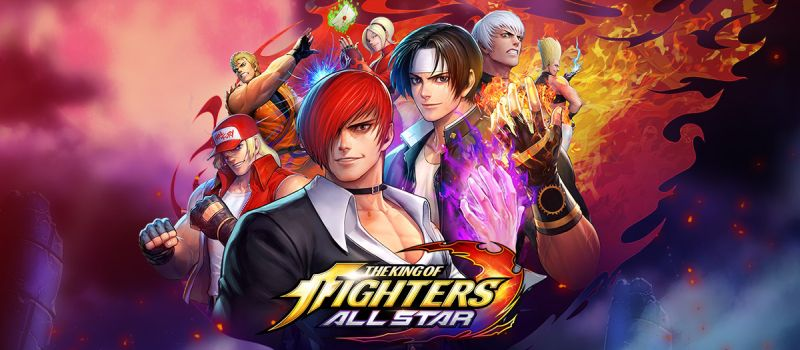 the king of fighters allstar best fighters