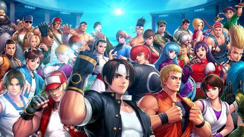 the king of fighters allstar tier list 2021