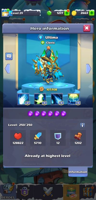 ultima taptap heroes