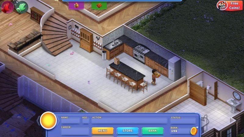 virtual families 3 gameplay