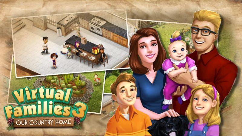 virtual families 3 strategies