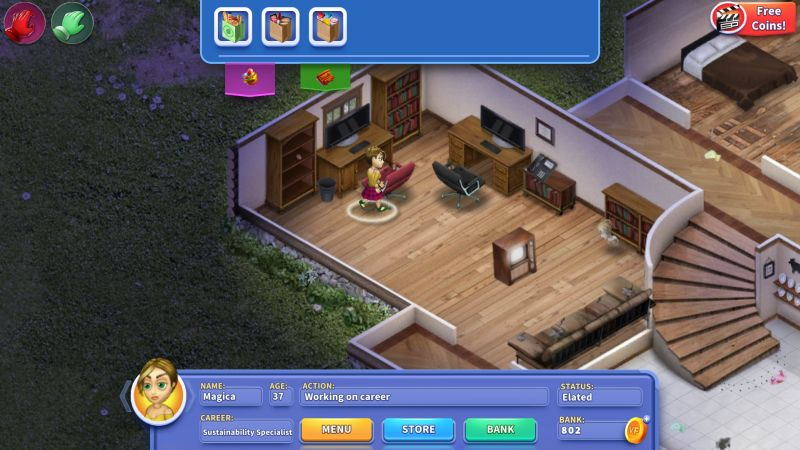 virtual families 3 sustainability specialist