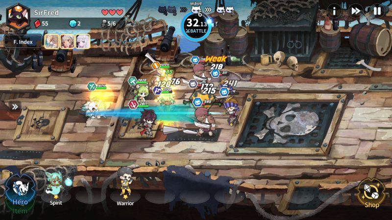 arcana tactics best heroes tier list