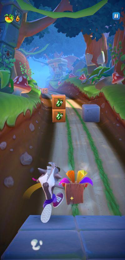 crash bandicoot on the run strategies