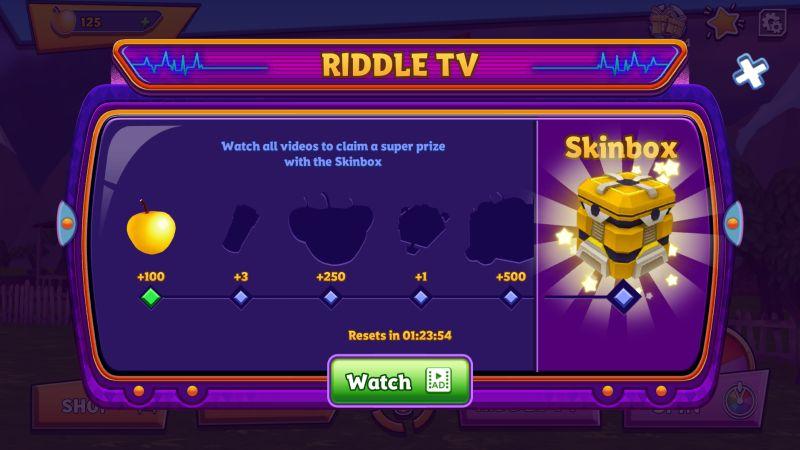 dark riddle apple prize