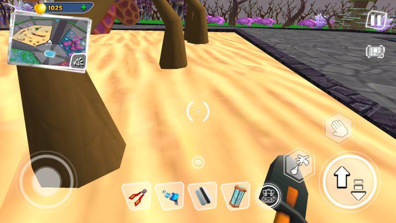 dark riddlde sand shovel