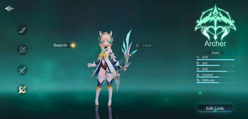 archer class dragonicle