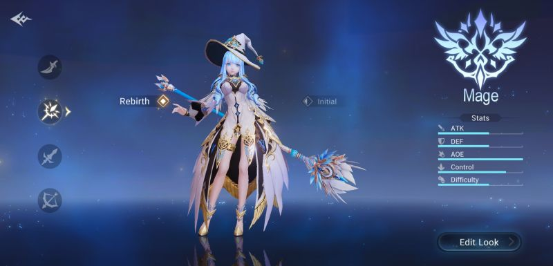 mage class dragonicle