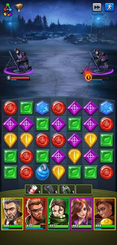 elite stage puzzle combat