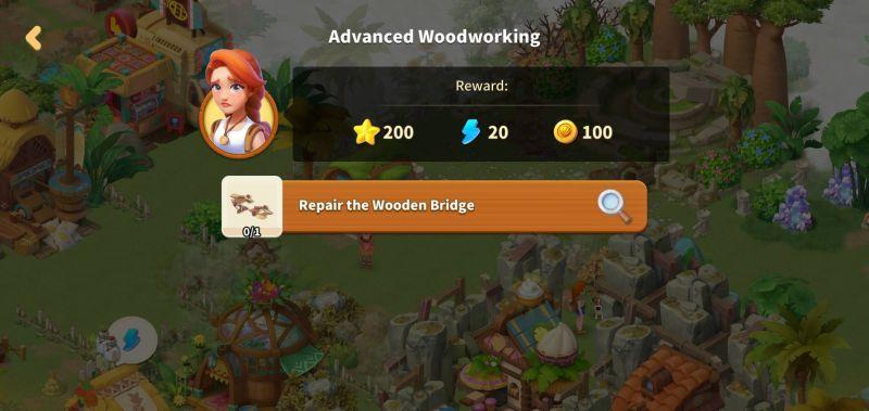 advanced woodworking family farm adventure
