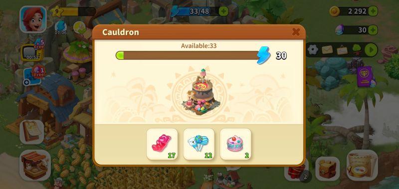 cauldron family farm adventure