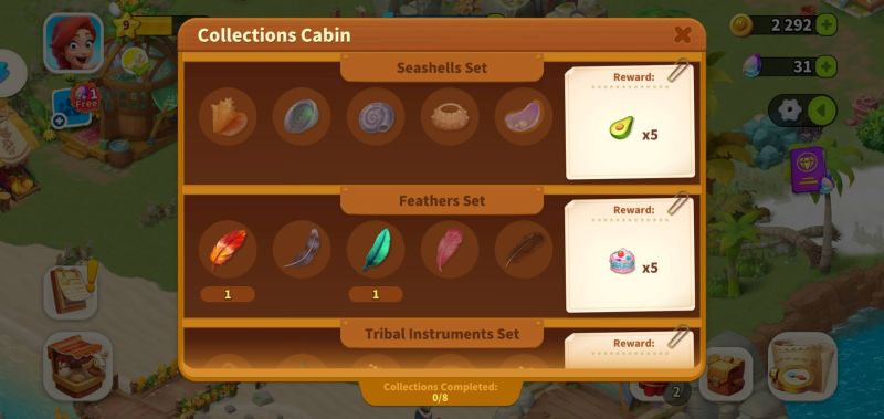 collections cabin in family farm adventure