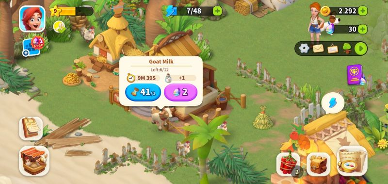 family farm adventure goat milk