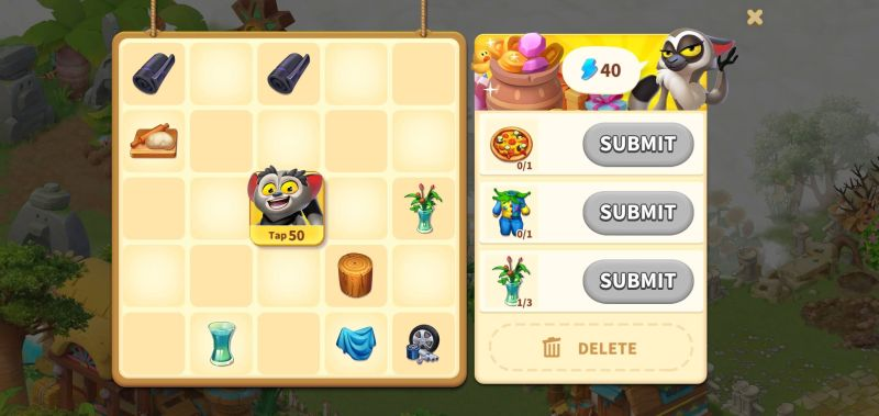 merging game family farm adventure