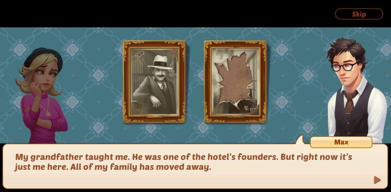family hotel gameplay