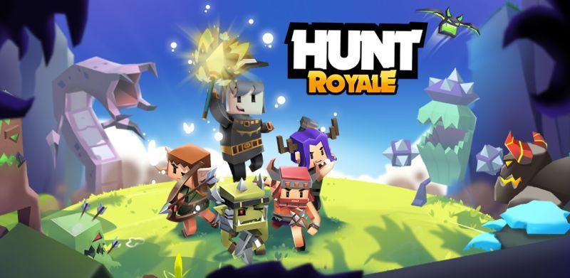 hunt royale guide