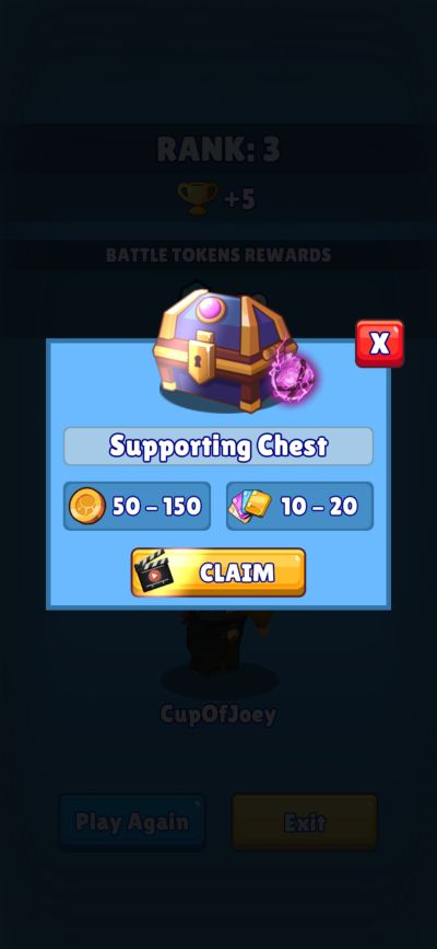 hunt royale supporting chest