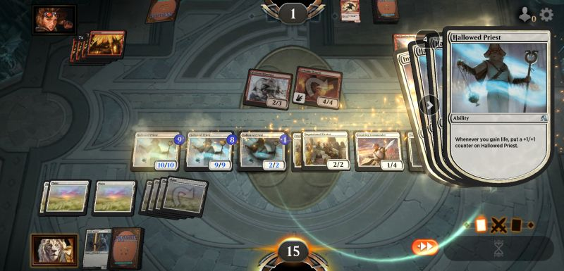 magic the gathering arena deck