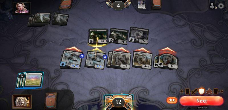 magic the gathering arena gameplay