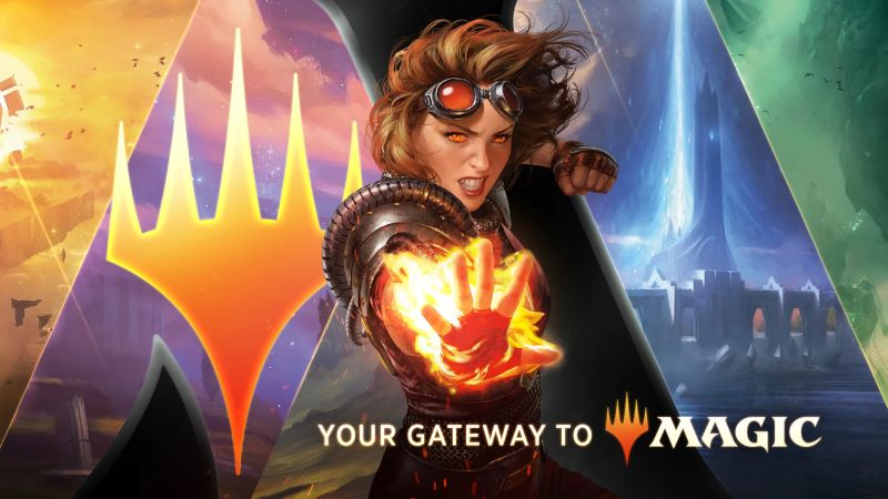 magic the gathering arena guide