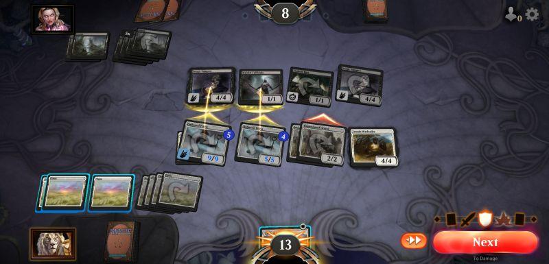 magic the gathering arena tactics