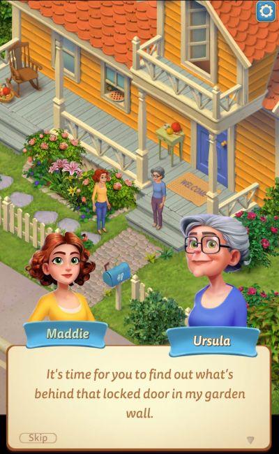 merge mansion maddie and ursula