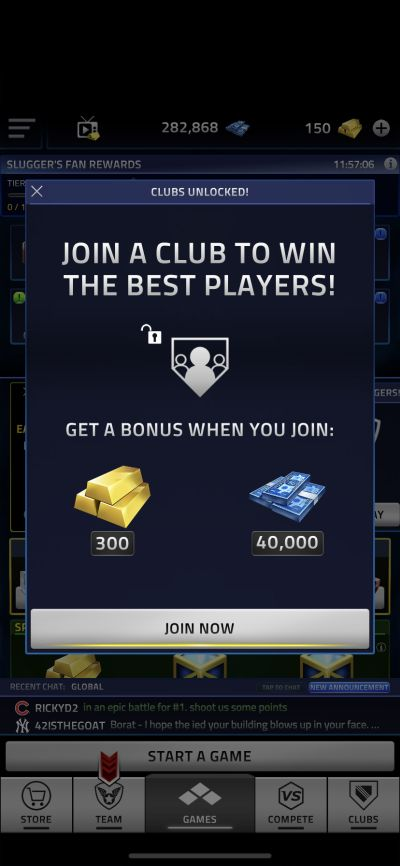 joining a club in mlb tap sports baseball 2021
