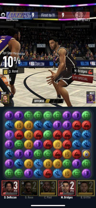 nba ball stars tricks