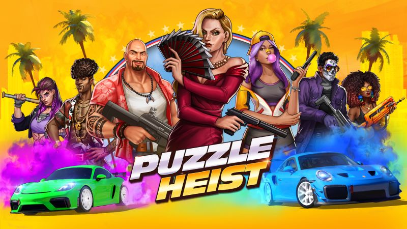 puzzle heist guide