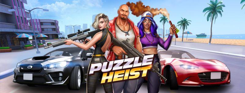 puzzle heist strategies