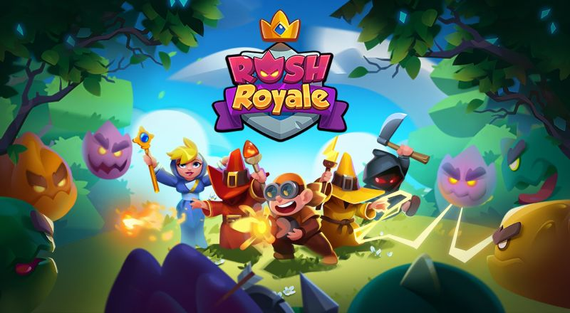 rush royale promo codes