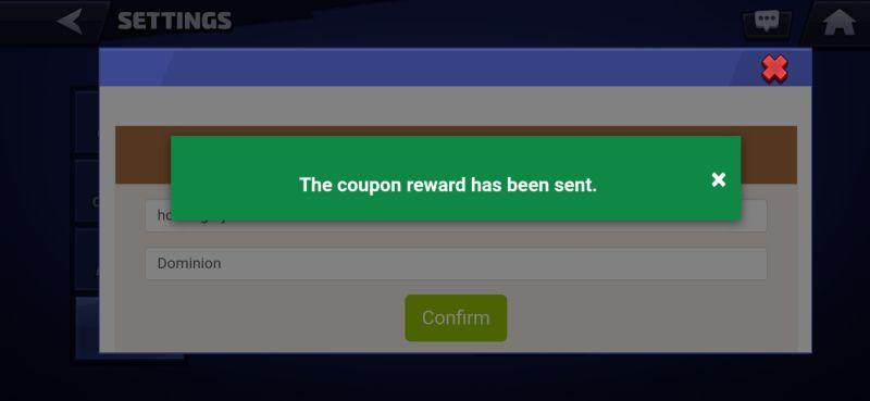 smash legends coupon codes step 8