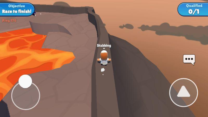 stumble guys lava rush