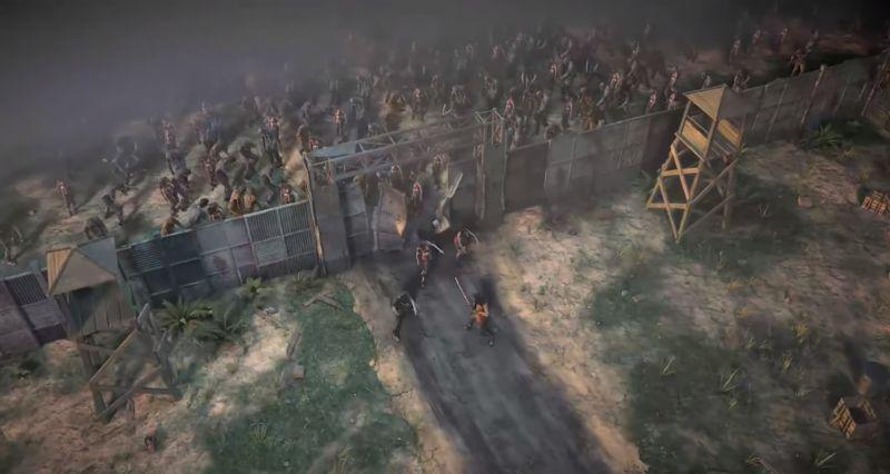 the walking dead survivors strategies