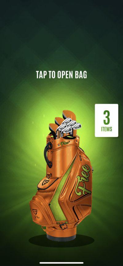 ultimate golf bag