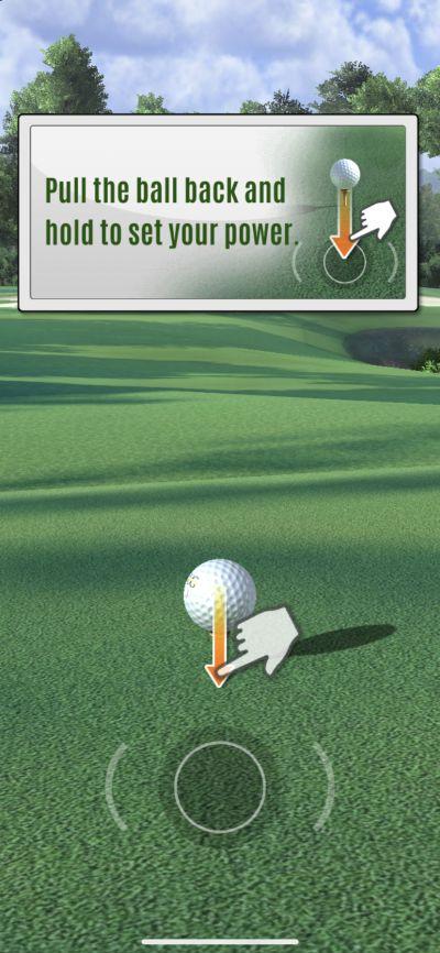 ultimate golf gameplay