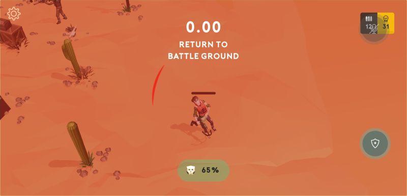 battle ground in underdogs