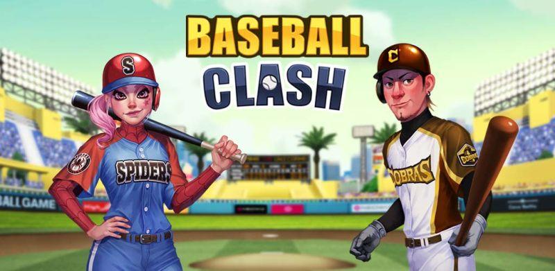 baseball clash guide