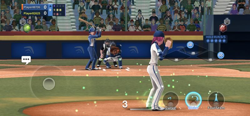 pitching situations in baseball clash