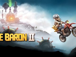 Bike Baron 2 Brings Gravity-defying Motorcycle Mayhem to the App Store