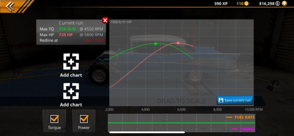 current run no limit drag racing 2