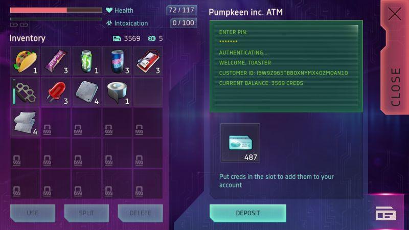 банкомат cyberika