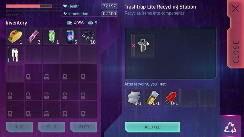 cyberika recycling