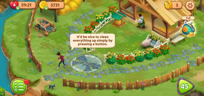 farmscapes gameplay
