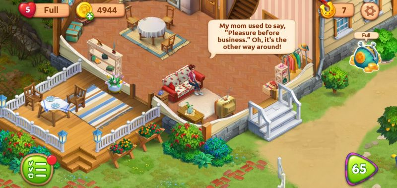 getting more lives in farmscapes