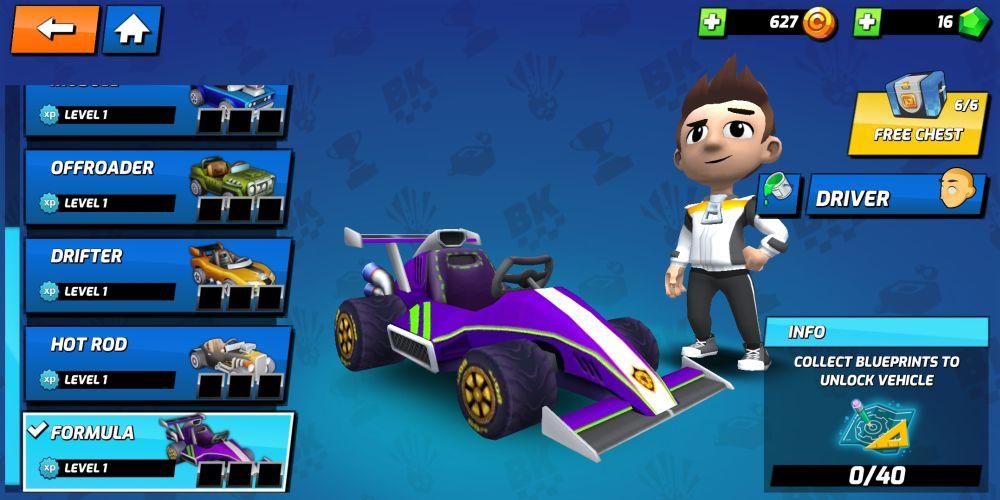 formula boom karts