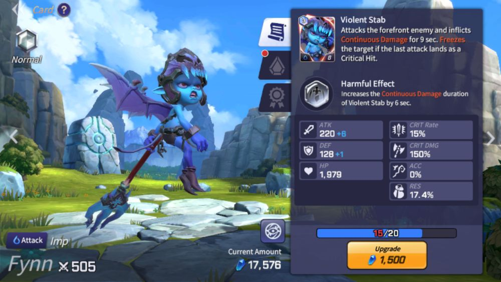 fynn summoners war