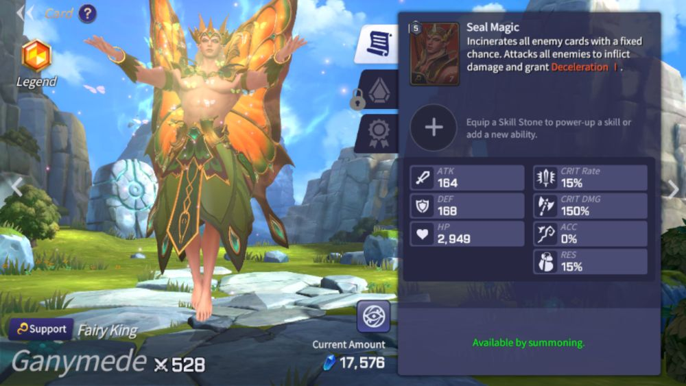 ganymede summoners war