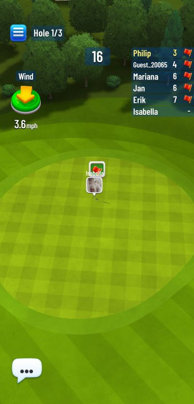 golf strike strategies